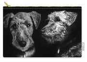 Keeper The Welsh Terrier Carry-all Pouch