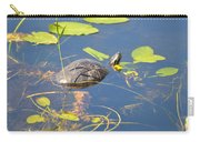 Keeping His Head Above Water Carry-all Pouch