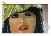 Keiki Child In Hawaiian #115 Carry-all Pouch