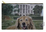 Kelli On The White House Lawn Carry-all Pouch