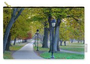 Kelly Drive In Autumn Carry-all Pouch