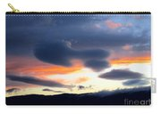 Kelowna Sunset 1 Carry-all Pouch