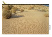 Kelso Dunes Mojave Preserve Portrait Carry-all Pouch
