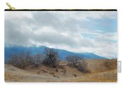 Kelso Dunes Winter Landscape Carry-all Pouch