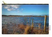 Kenfig Pool In Wales Carry-all Pouch