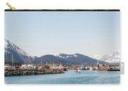 Seward Alaska Kenia Fjord Port Carry-all Pouch