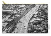 Kennedy Expressway And Chicago Skyline Carry-all Pouch