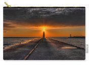 Kenosha Lighthouse Beacon Carry-all Pouch
