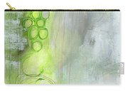 Kensho- Abstract Art By Linda Woods Carry-all Pouch