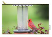Kentucky Cardinal  Carry-all Pouch