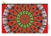 Kentucky Derby Glasses Kaleidoscope 3 Carry-all Pouch