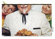 Kentucky Fried Chicken Ad Carry-all Pouch
