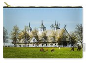 Revised Kentucky Horse Barn Hotel 2 Carry-all Pouch