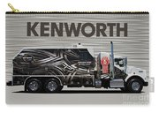 Kenworth Proudly Made In The Usa Carry-all Pouch