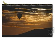 Kenya - Sunrise Ballooning Carry-all Pouch