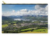 Keswick And Derwent Water View From Latrigg Carry-all Pouch