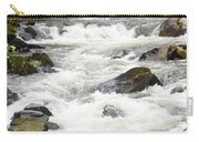 Ketchikan Creek Of Creek Street Detail Carry-all Pouch