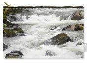 Ketchikan Creek Of Creek Street Fame Carry-all Pouch