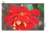 Ketchup And Mustard Rose Carry-all Pouch