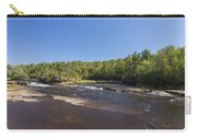Kettle River Big Spring Falls 1 Carry-all Pouch