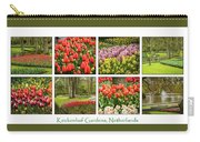 Keukenhof Garden Collage Carry-all Pouch
