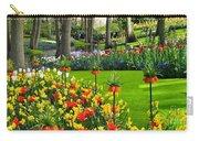 Keukenhof Ornamental Garden. Carry-all Pouch