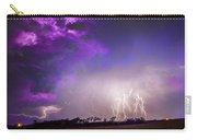 Kewl Nebraska Cg Lightning And Krawlers 038 Carry-all Pouch