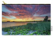 Key Biscayne Sunset Carry-all Pouch