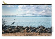 Key Bridge From Ft Smallwood Pk Carry-all Pouch