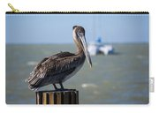 Key Largo Florida Pelican Yacht Carry-all Pouch