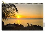 Key Largo Sunrise Carry-all Pouch