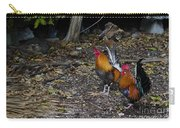 Key West Chickens Carry-all Pouch