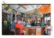 Key West Green Parrot Bar #3 Carry-all Pouch