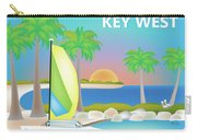 Key West Horizontal Scene Carry-all Pouch
