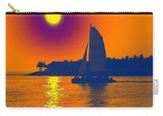 Key West Passion Carry-all Pouch