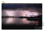 Key West Storm At The Bridge 2 Carry-all Pouch