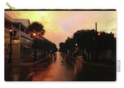 key West Sunrise Carry-all Pouch