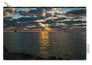 Key West Sunset 10 Carry-all Pouch