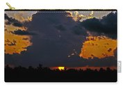 Key West Sunset Glory Carry-all Pouch