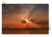 Key West Sunset Panoramic Carry-all Pouch