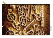 Keys Of A Symphonic Orchestra Carry-all Pouch