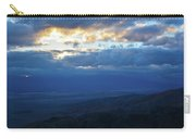 Keys View Sunset Landscape Carry-all Pouch