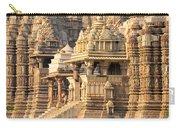 Khajuraho Temple, Chhatarpur District Carry-all Pouch