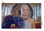 Khaleesi Carry-all Pouch