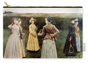 Khnopff: Memoires, 1889 Carry-all Pouch