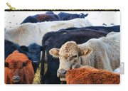 Kibler Valley Cows Carry-all Pouch