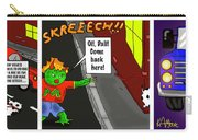 Kid Monsta Triptych 2 Carry-all Pouch
