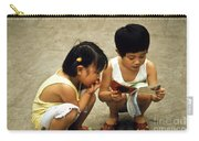 Kids In China 1986 Carry-all Pouch