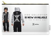 Kids Jumpsuits Carry-all Pouch