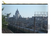 Moscow Kievskaya Train Yard Carry-all Pouch